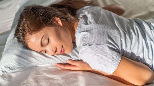 cuando puedo dormir boca abajo despues de mamoplastia